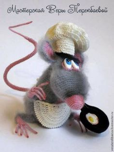 New crochet doll free patterns amigurumi mice Ideas Crochet Animal Amigurumi, Crochet Gratis, Amigurumi Doll, Crochet Animals, Free Crochet, Amigurumi Patterns, Simple Crochet, Crochet Summer Hats, Crochet Baby Hats