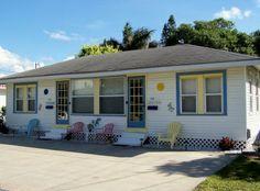 Bradenton Beach Cottage Rental: Affordable, Adorable, And Peaceful Bradenton Beach Duplex | HomeAway