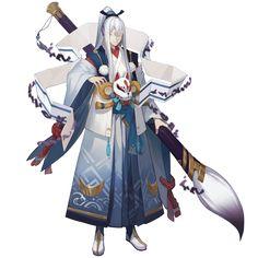 Nhân vật trong Game Âm dương sư - Shikigami thức tỉnh 2