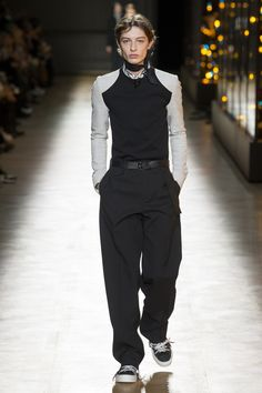 Dior Homme Fall 2018 Menswear Collection - Vogue