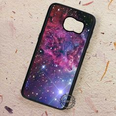 Fox Galaxy Nebula Art Infinity - Samsung Galaxy S7 S6 S5 Note 7 Cases & Covers