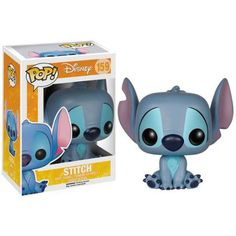Disney Lilo & Stitch: Aloha Stitch Exclusive Funko Pop: Aloha Stitch Hot Topic Exclusive Vinyl Figure Stands inches tall Comes in a window display box Figurine Anime, Pop Figurine, Figurines Funko Pop, Funk Pop, Disney Pop, Film Disney, Disney Pixar, Tous Les Disney, Hot Topic