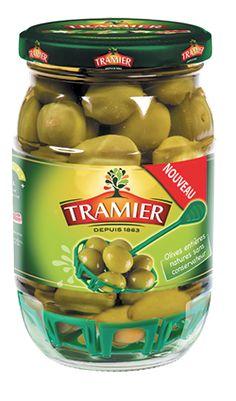 Nos olives vertes manzanilla -Tramier