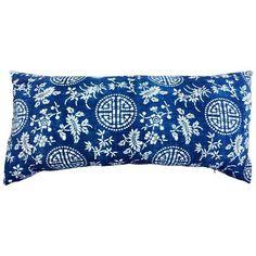 Antique Indigo Batik Pillow ($225) ❤ liked on Polyvore featuring home, home decor, throw pillows, pillows, indigo home decor, indigo blue throw pillows, antique home decor and indigo throw pillows