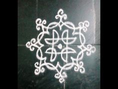 Trendy ideas for painting simple easy Easy Rangoli Designs Diwali, Rangoli Simple, Indian Rangoli Designs, Simple Rangoli Designs Images, Rangoli Designs Flower, Free Hand Rangoli Design, Rangoli Border Designs, Small Rangoli Design, Rangoli Designs With Dots
