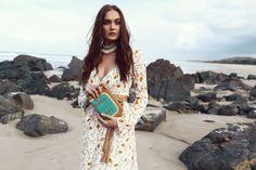 Boho bag and maxi dress Lokoa
