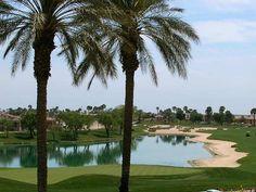 PGA West - Nicklaus Course - La Quinta, California - Golf Course Picture