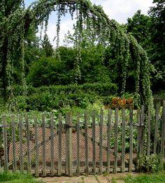 Chanticleer Part 2: Garden Seating « CAROLYN'S SHADE GARDENS