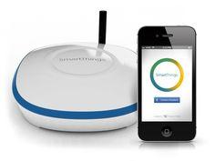 SmartThings: Make Your World Smarter by SmartThings, via Kickstarter.