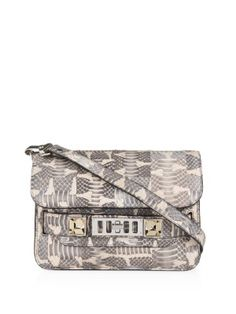 PS11 Mini snakeskin shoulder bag | Proenza Schouler | MATCHESFASHION.COM US