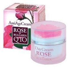 Anti Age cream with Q10 and Rose Oil, Biofresh