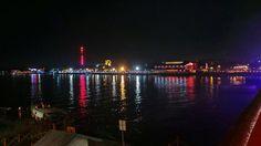 #Landscape #Palembang kalo malem :D neomu yeppuda hehehe @AboutPalembang @PalembangTweet pic.twitter.com/m3yv4JrxGw Palembang, Land Scape, Bridges