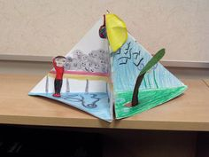 These projects are called quadramas. These are scenes that students can use to bring their reading to life, no matter what subject they are reading about. This can easily be incorporated to non-fiction/informtional texts.
