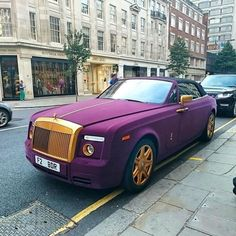 "Jezy on Twitter: ""Real life saints row, purple velvet and Gold ..."