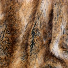 Fox fur, Wild fox faux fur fabric, animal fur for bjd wigs, art doll accessories, photo props, sewing projects, collar trims, foxy fur