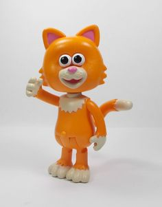 Timmy Time - Mittens - Toy Figure - 9 cm Tall - Aardman - Cake Topper