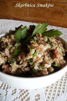 W kuchni polskiej kaszę gryczaną podajemy zazwyczaj w towarzystwie sztuki mięsa, skąpaną w zawiesistym sosie. Czesi mają na nią inny sp...