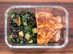Five Ingredient Meal Prep