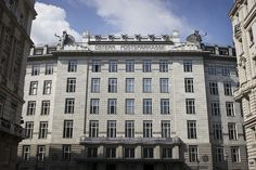 Vienna: architect Otto Wagner; built just after 1900. 18Sep2008_0006r150