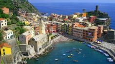 Port of Vernazza, Italy - Day 6
