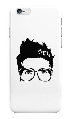 Our Joey Graceffa Silhouette Phone Case is available online now for just £5.99.    Fan of Joey Graceffa? You'll love this Joey silhouette phone case.    Material: Plastic, Production Method: Printed, Authenticity: Unofficial, Weight: 28g, Thickness: 12mm, Colour Sides: White, Compatible With: iPhone 4/4s | iPhone 5/5s/SE | iPhone 5c | iPhone 6/6s | iPhone 7 | iPod 4th/5th Generation | Galaxy S4 | Galaxy S5 | Galaxy S6 | Galaxy S6 Edge | Galaxy S7 | Galaxy S7 Edge | Galaxy S8 | Galaxy S8…