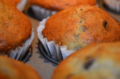 Juste des gros muffins aux bananes! Muffins, Breakfast, Morning Coffee, Muffin, Cupcakes