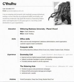 Cover Letter Objective For Resume Server Template Waitress Sample