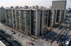 금융의 중심지인 여의도의 광장아파트