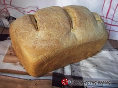 Great recipe for Bread with sourdough starter. Recipe by Sitronella Sourdough Bread Starter, Tasty Bread Recipe, Good Food, Yummy Food, Recipe Sites, Great Recipes, Delicious Recipes, Homemade