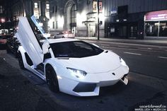 aventador my dream car!