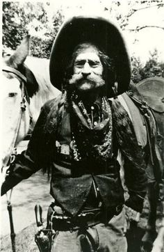 "Frank Boardman ""Pistol Pete"" Eaton (October 26, 1860 – April 8, 1958) was an American author, cowboy, scout, Indian fighter, and Deputy U. S. Marshal for Judge Isaac C. Parker. He was also known to throw a coin in the air, draw and shoot it before it hit the ground."
