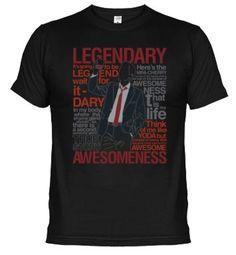 Camiseta Barney Stinson