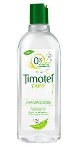 Timotei 0% Pure - Pour cheveux regraissant vite.  Best shampoo that I have found for my fine hair.  Chemical free and great for oily hair.