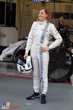 Susie Wolff, Williams, 2014 Singapore Formula 1 Grand Prix, Formula 1