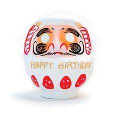 バースデイダルマ | 誕生日のお祝いやデコレーションに by NIPPON souvenir