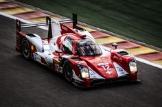 REBELLION R-Ones ready to attack Le Mans 24 Hours circuit 2014