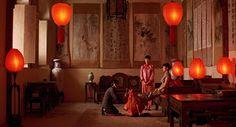 LA LINTERNA ROJA -Zhang Yimou (1991) -