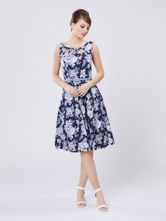 Unforgettable Prom Dress Prom Dress Shopping, Online Dress Shopping, Blue Dresses, Prom Dresses, Summer Dresses, Floral Fashion, Modest Fashion, Full Skirts, Review Fashion