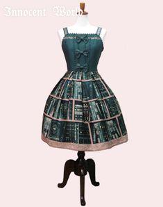 Innocent World 王宮図書館リボンジャンパースカート 2016