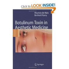 A must read, Botox Book for aesthetic practitioners