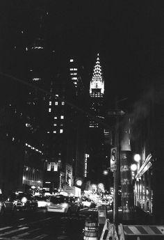 New York in B/W