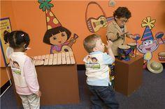 Website del CMOM - Children's Museum of Manhattan
