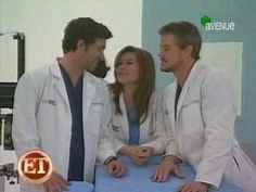 McDreamy and McSteamy | Between McDreamy and McSteamy - Grey's Anatomy Photo (1066849 ...