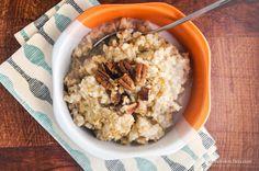 Sunday Slow Cooker:  Basic Steel Cut Oats http://www.slenderkitchen.com/sunday-slow-cooker-basic-steel-cut-oats/