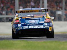 Will Davison, Ford Falcon FG. V8 SUPERCARS