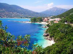 Vassiliki Insula Lefkada