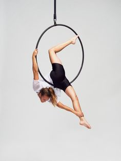 Katie Shaw, National Centre for Circus Arts (ph. Bertil Nilsson)