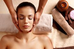 for a one-hour pamper package including a Swedish massage and express facial at Lily Hair & Beauty, Edgware Gel Pedicure, Manicure, Leeds, Massage Deals, Dermalogica Facial, Deep Cleansing Facial, Christmas Gifts For Couples, Shoulder Massage, Massage
