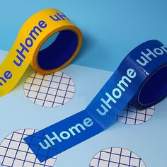 Beautiful Branding for uHome, a platform offering short and long-term rentals, created by Karla Heredia Martínez in Mexico. Learn more about the project by clicking the link in our bio . Custom Packaging, Custom Labels, Packaging Design, Branding Design, Graphic Design Posters, Graphic Design Inspiration, Tag Design, Layout Design, Carton Design