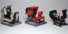 This LEGO OutRun Arcade Cabinet Needs to Happen  - PopularMechanics.com